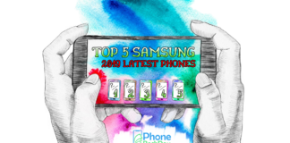 top 5 samsung latest phones - phone bech dou