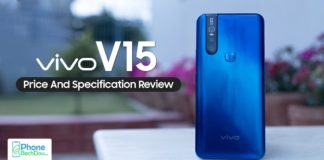 vivo v15 specs and price review - phonebechdu