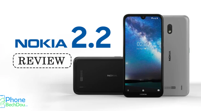 nokia 2.2 review - phonebechdou