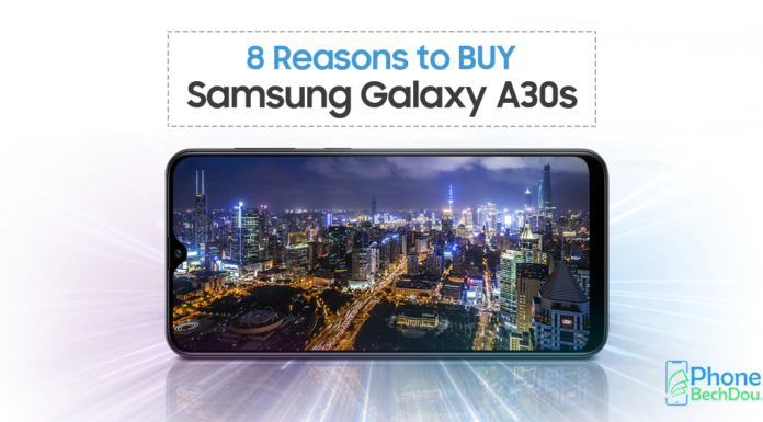 samsung a30s review - phonebechdou