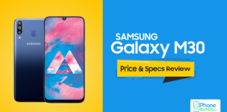 samsung galaxy m30 price and specs review - phonnebechdou