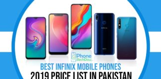 infinix phone price list in pakistan 2019 - phonebechdou