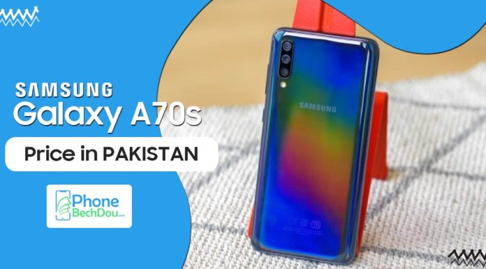 samsung galaxy a70s price in pakistan - phonebechdou