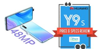 huawei y9s price and specs review - phonebechdou