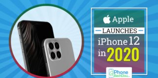 iphone 12 lauches 2020 - phonebechdou