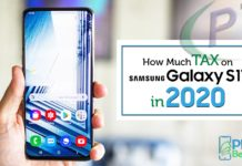 pta tax on samsung galaxy s11 - phonebechdou