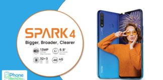 tecno spark 4 price and specs review - phonebechdou
