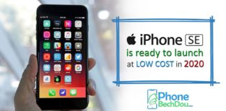 Apple is ready to launch low cost iPhone SE in 2020 - phonebechdou