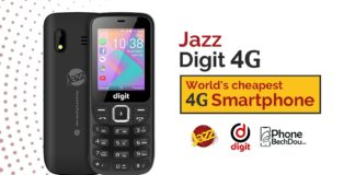 jazz digit 4g price and specs review - phonebechdou