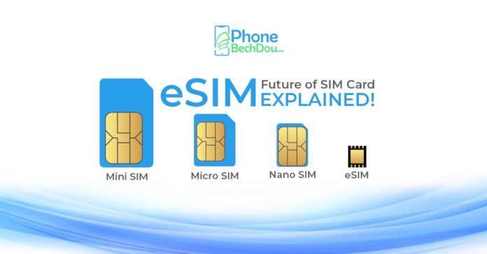 esim explained - phonebechdou