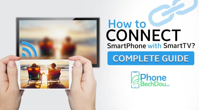 how to connect smartphone with smart tv - phonebechdou