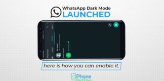 how to enable whatsapp dark mode - phonebechdou