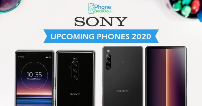 sony upcoming phones in 2020 - phonebechdou