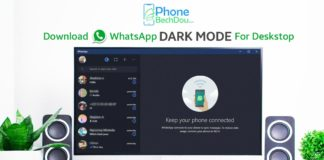 How to download whatsapp dark mode for Desktop in 2020