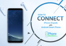 connect iphone airpod to android phone - phonebechdou
