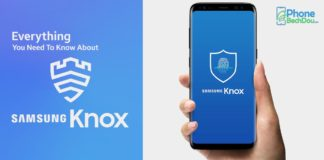 Samsung Knox - Everything about the mobile security solution