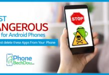 most dangerous apps for android phones - phonebchdou