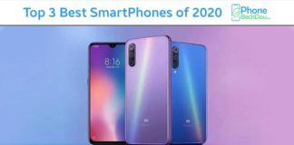 top 3 best smartphone of 2020 - phonebechdou
