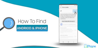 Find my android phone and iPhone– find my device app