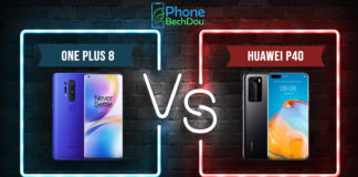 one8 plus vs huawei p40