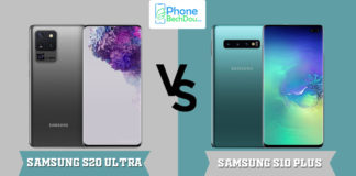 How to choose Samsung S series flagship phones? Comparison between S10 + and S20 Ultra