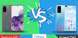 Huawei P40 vs. Galaxy S20 specs and performance comparison