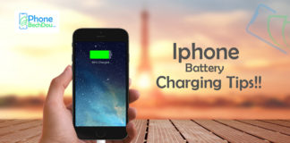 iphone battery charging tips
