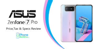 Asus Zenfone 7 Pro price in Pakistan