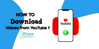 How to download videos from youtube on smartphone