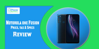 Motorola One Fusion Price in Pakistan 2020