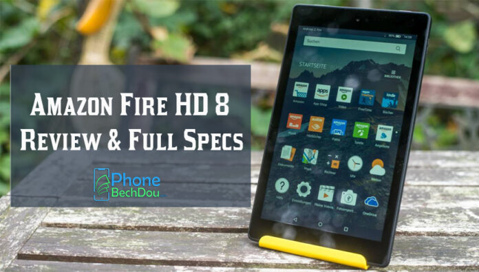 Amazon Fire HD 8 (2020) price in Pakistan: Review & full specs