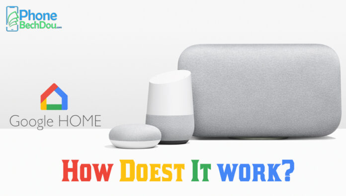 Google Home: device guide and comparison: How does it work?