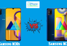 Samsung Galaxy M30S and Samsung Galaxy M31