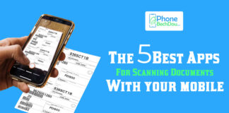 The 5 best apps for scanning documents with your phone