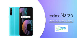 Realme Narzo 20, 20A and 20 Pro price Pakistan: PTA TAX