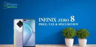 Infinix Zero 8 Review/price in Pakistan 2020