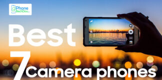 Top 7 smartphones with Best Camera in 2020