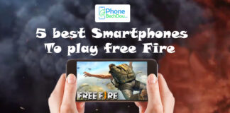 5 Best Smartphones to Play Freefire Smoothly in 2020