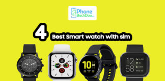 4 Best Smartwatch with SIM