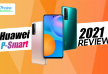 Huawei P Smart 2021 Review