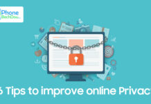 6 tips to improve online privacy