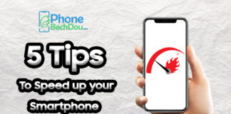 5 Tips to Speed up your smartphone