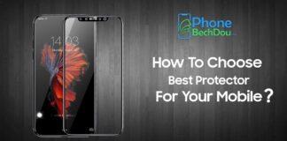 HOW TO CHOOSE A SCREEN PROTECTOR OR GLASS FOR YOUR PHONE