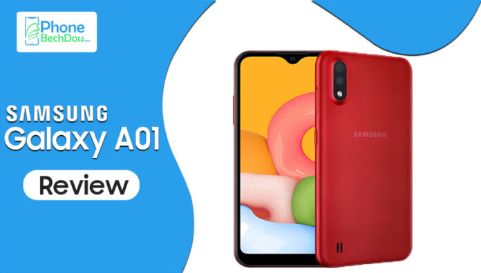 Samsung A01 Review