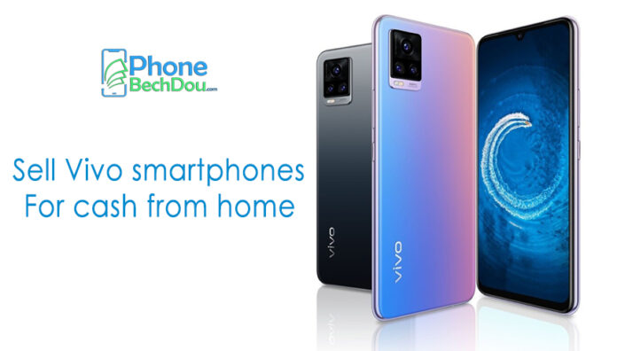 sell Vivo smartphones for cash from home