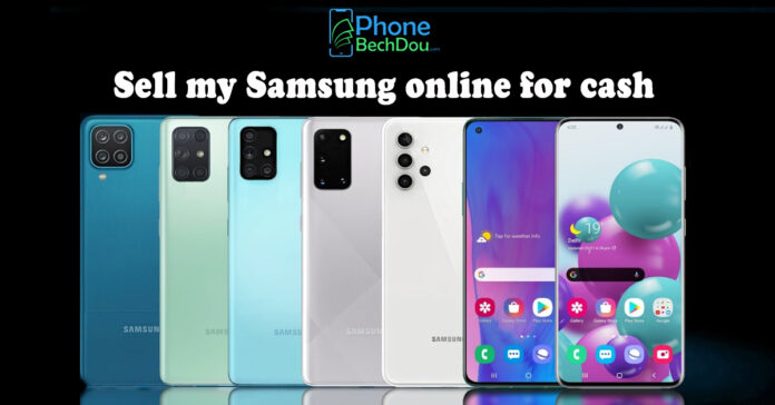 sell my Samsung online for cash