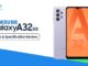 Samsung Galaxy A32 Retail Price