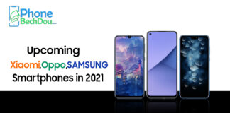 Upcoming Xiaomi, Oppo, and Samsung Smartphones in 2021