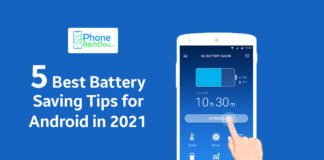 5 Best Battery Saving Tips for Android in 2021