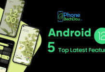 Android 12 Updates in 2021